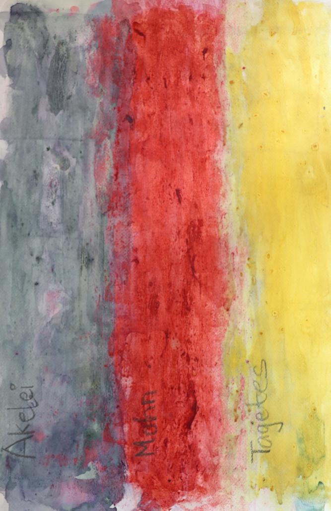 Naturfarben; Komposition 3