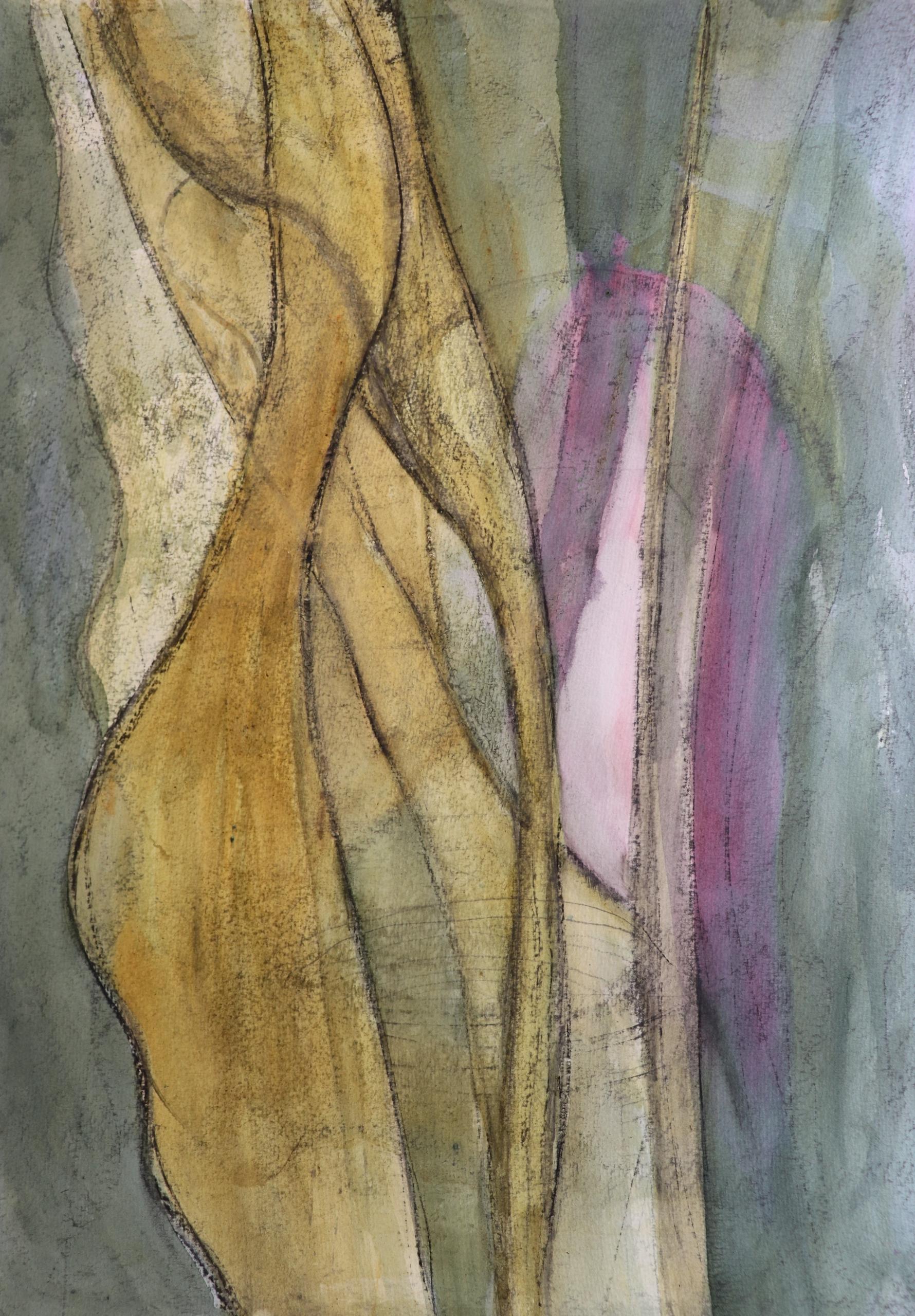 Naturfarben; Komposition 9