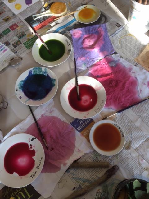 Workshop Naturfarben 3